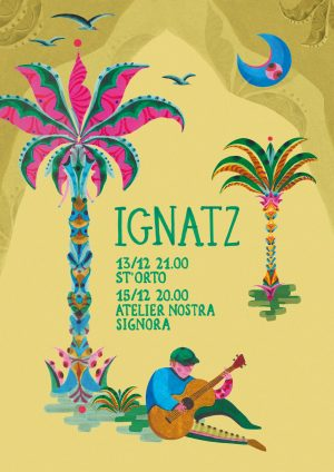 Ignatz - Palermo shows